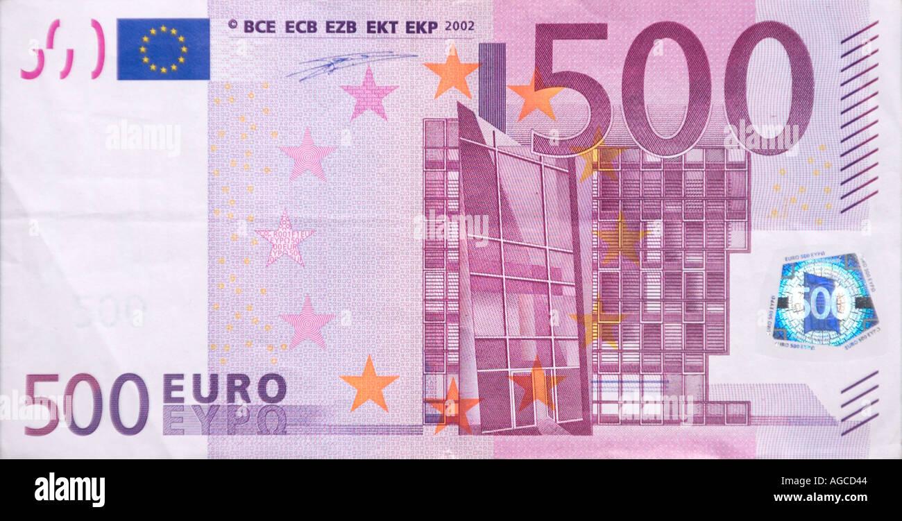 500 Euro Schein Einzahlen