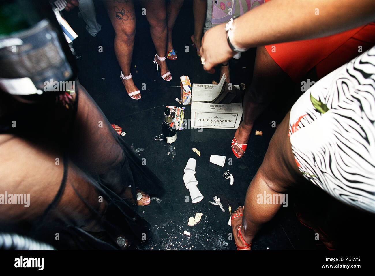 Dreams nightclub in Harlesden - Stock Image