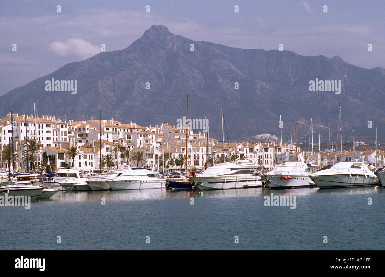 Puerto Banus Spain Stock Photos Puerto Banus Spain Stock