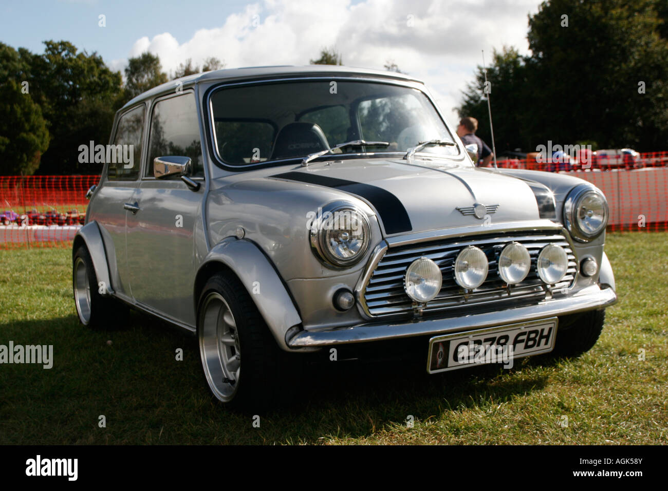 Mini Cooper At Kent Modded