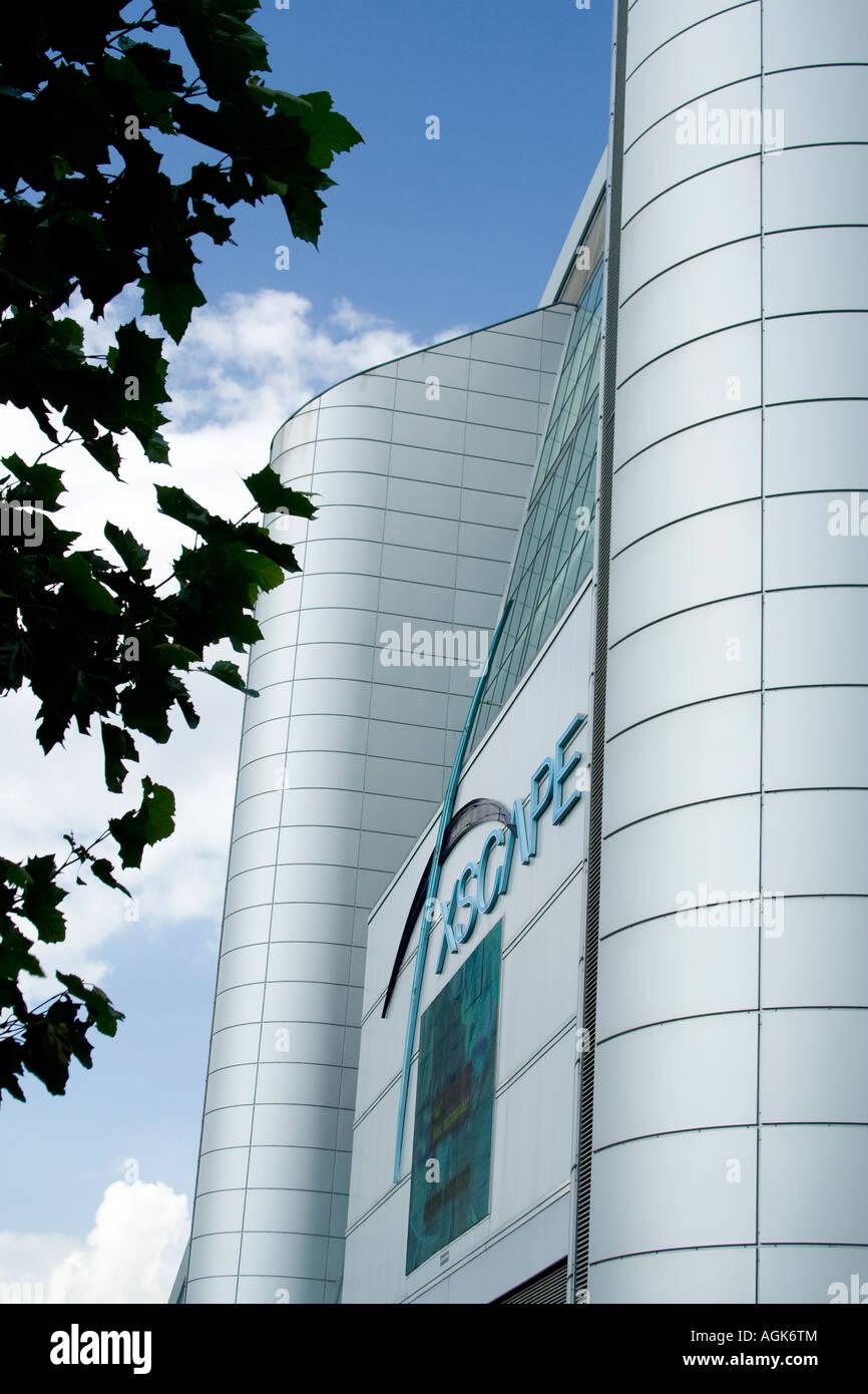 Xscape Building - Stock Image
