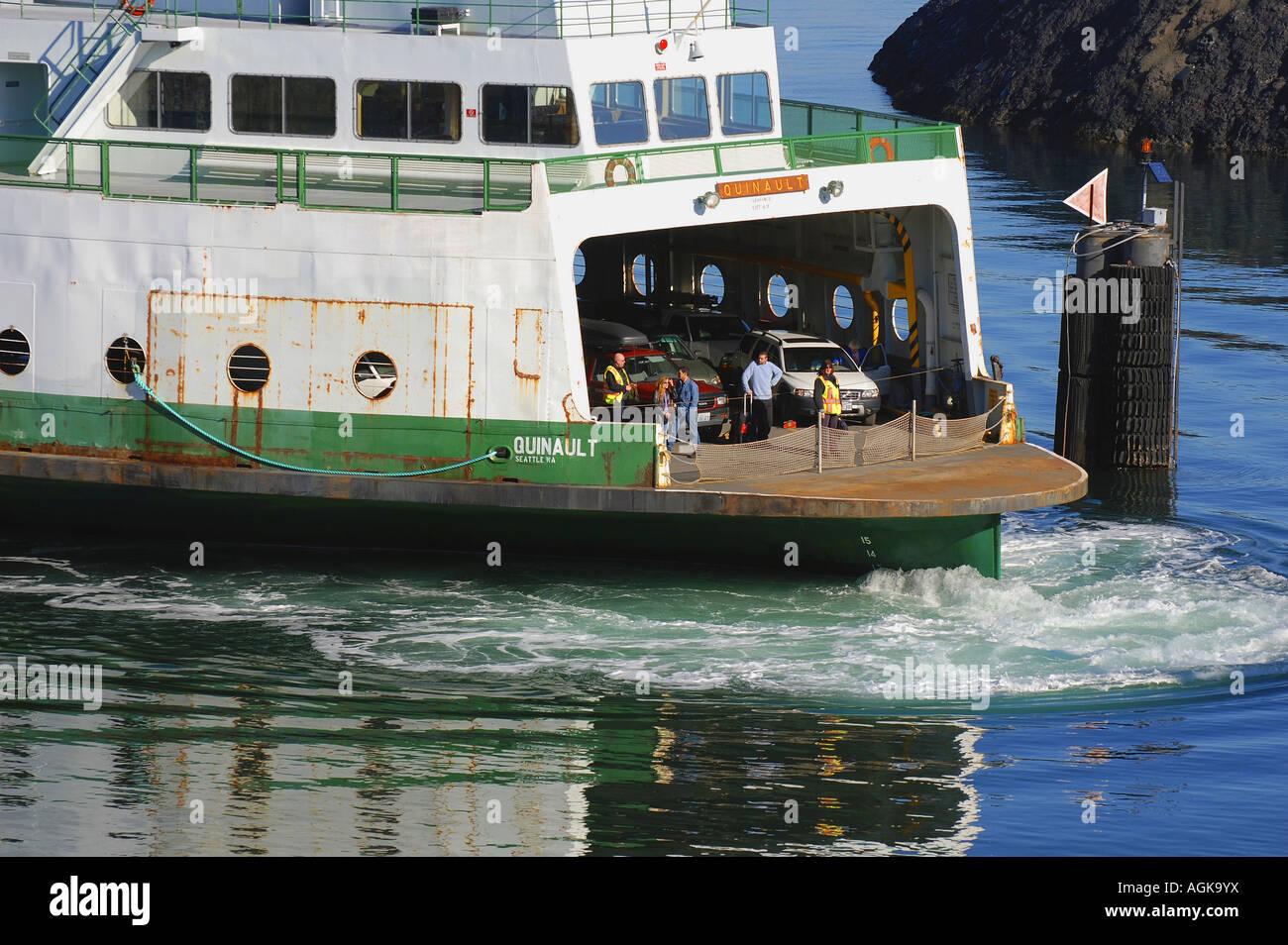 794d23daeb64 Painet jm7089 washington tacoma puget sound tahlequah ferry vashon island  point defiance carriage carrier carry carrying
