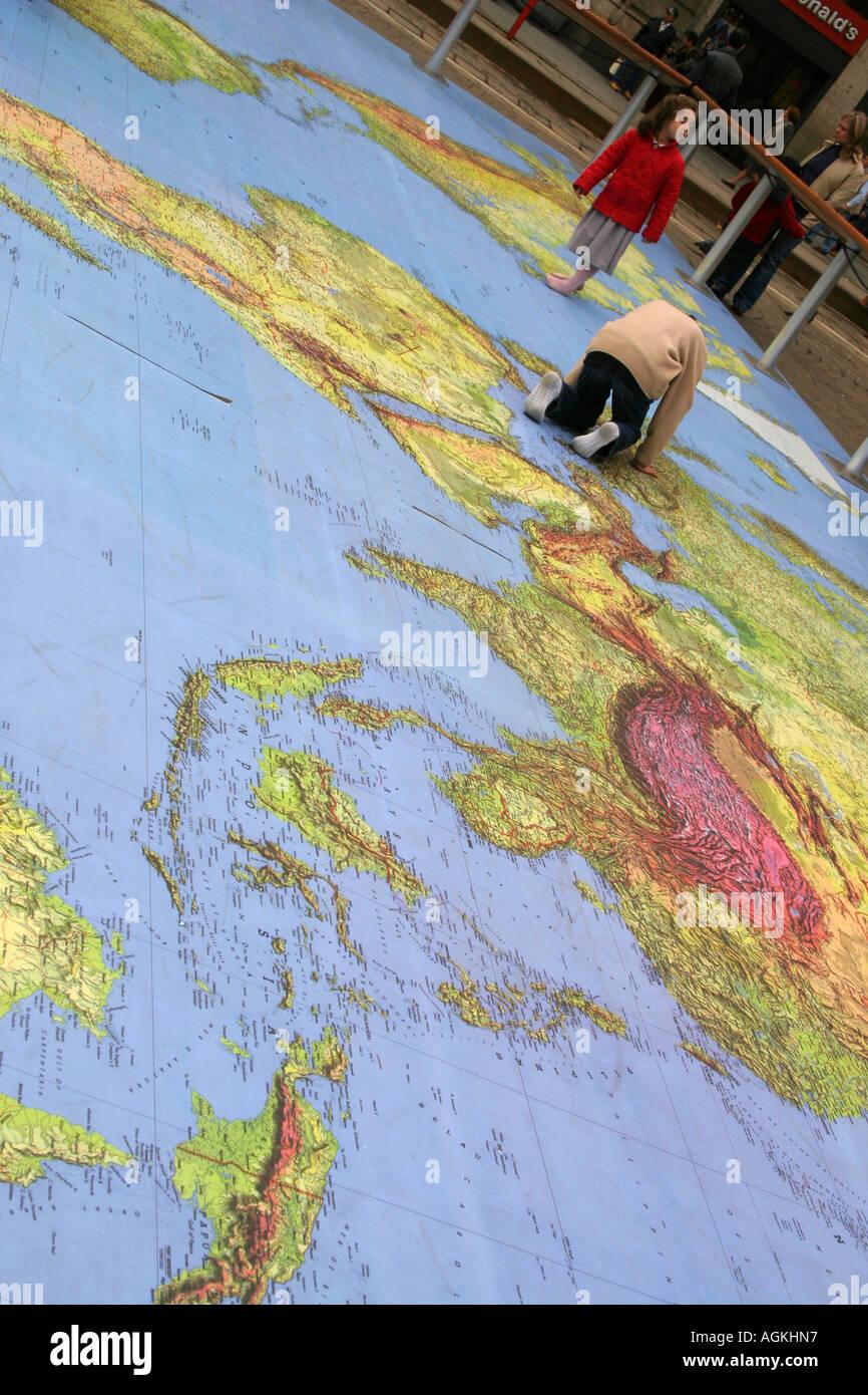 Map Of Italy For Children.Italian World Map Stock Photos Italian World Map Stock Images