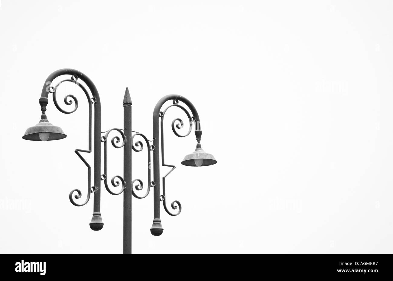 Decorative Street Light High Resolution Stock Photography And Images Alamy