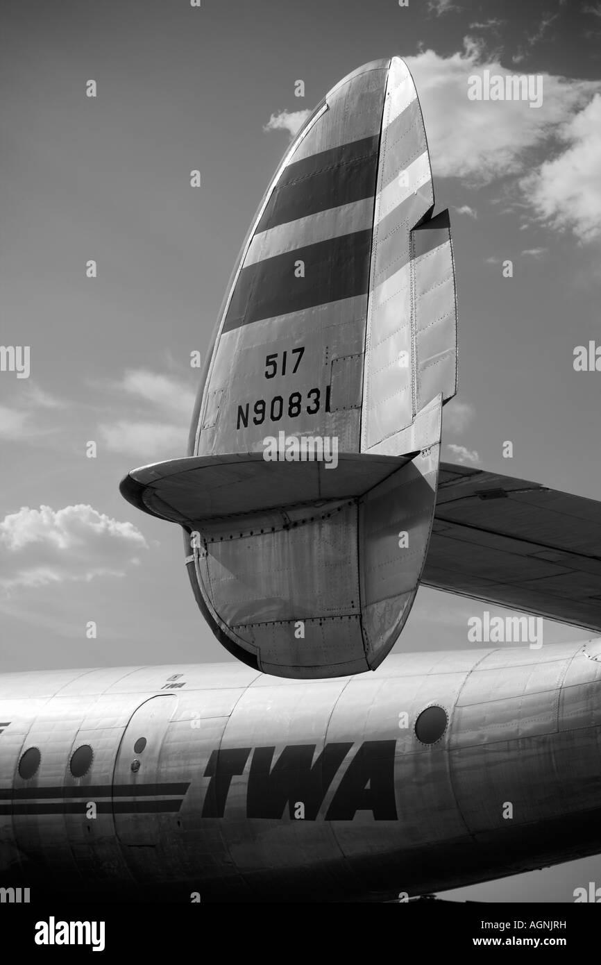 PIMA Air and Space Museum Tucson Arizona - Stock Image
