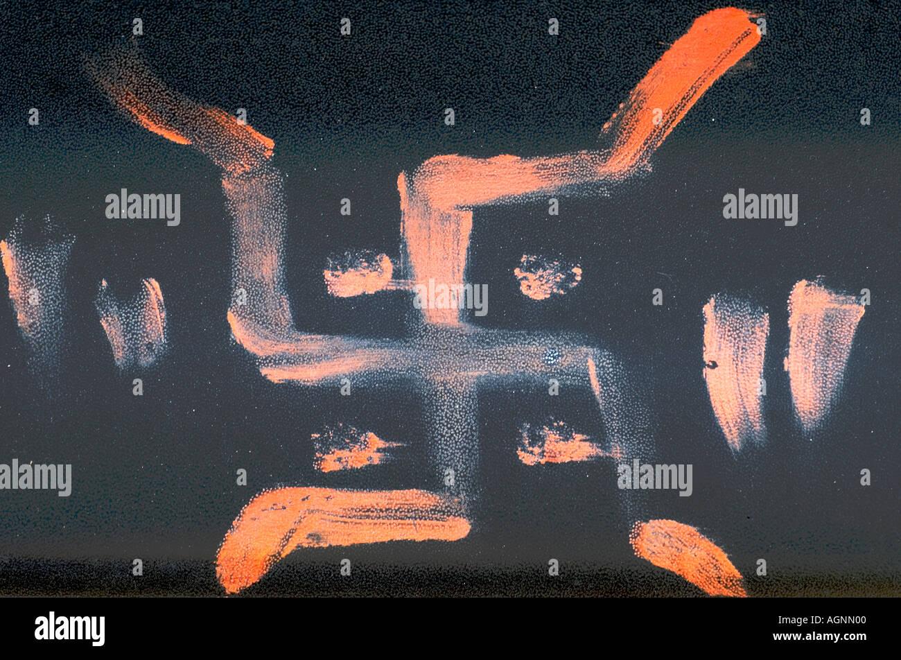 Swastik Stock Photos Swastik Stock Images Alamy