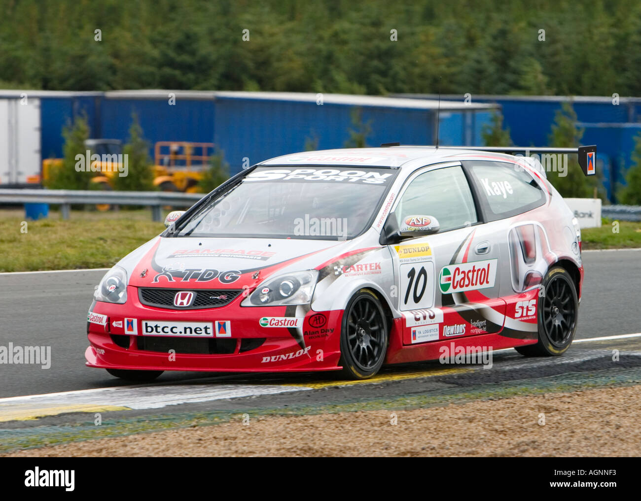 Knockhill Touring Cars