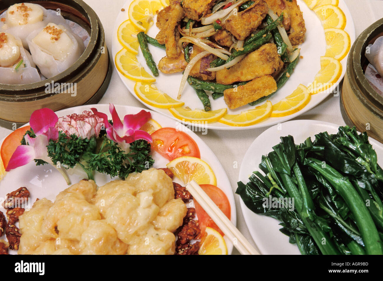 Food, Dim Sum Stock Photo