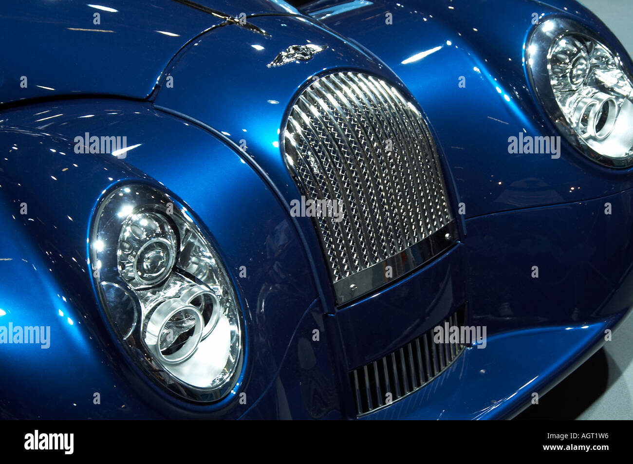 Morgan, Aero, Eight, Crosseyed, Classic, Sports, Car, Sportcar, English,  Wooden, Chassis, Ash, Traditional, Old, Fashioned,