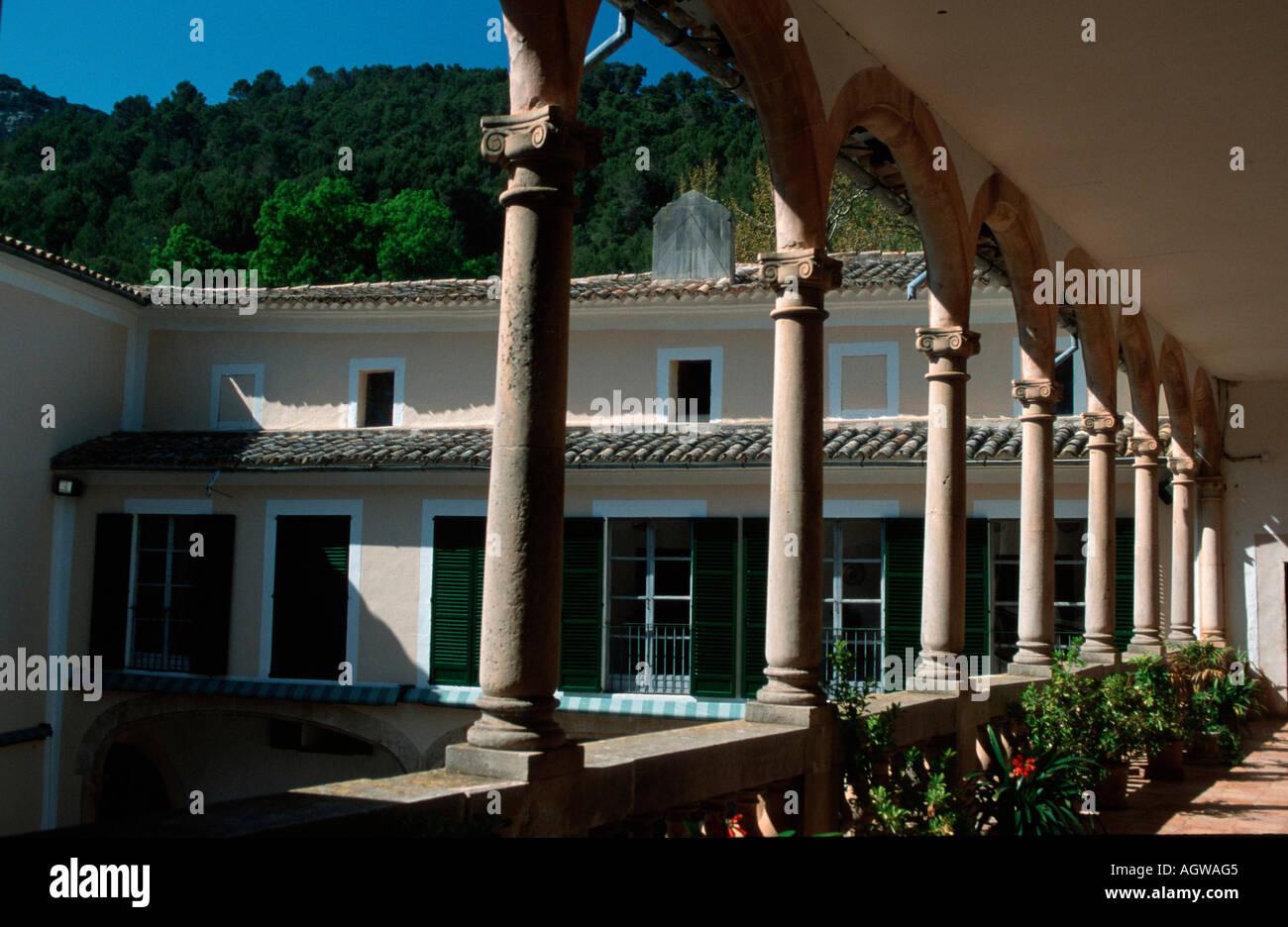 Estate / Sa Granja - Stock Image