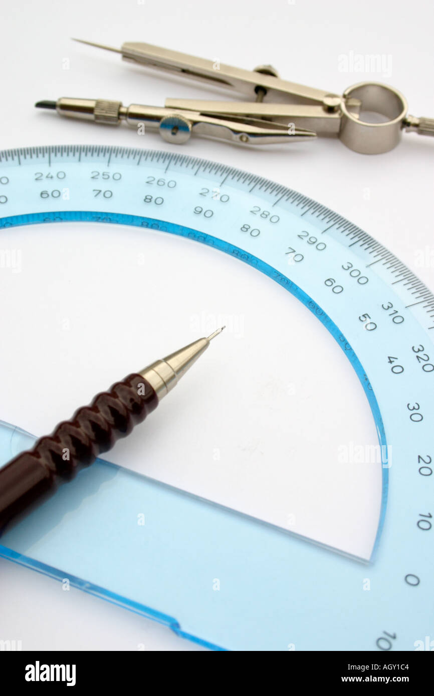 Protractor Stock Photos & Protractor Stock Images - Alamy