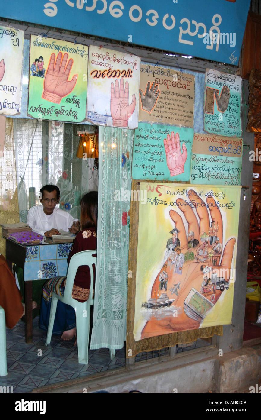 Local Fortune Teller Stock Photos & Local Fortune Teller