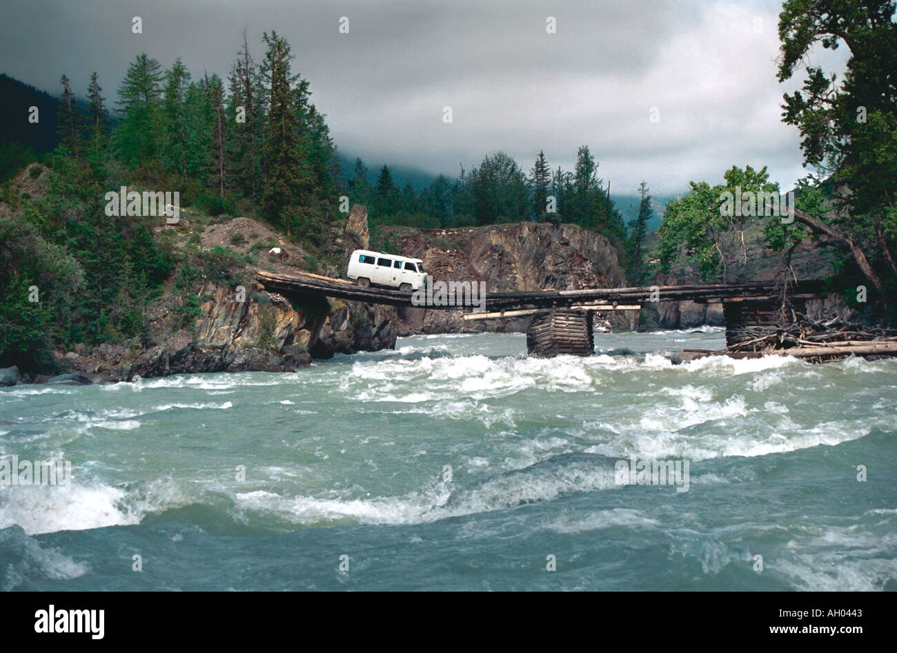 In Altai, Sibmost will build a bridge and reconstruct the Chui road 9