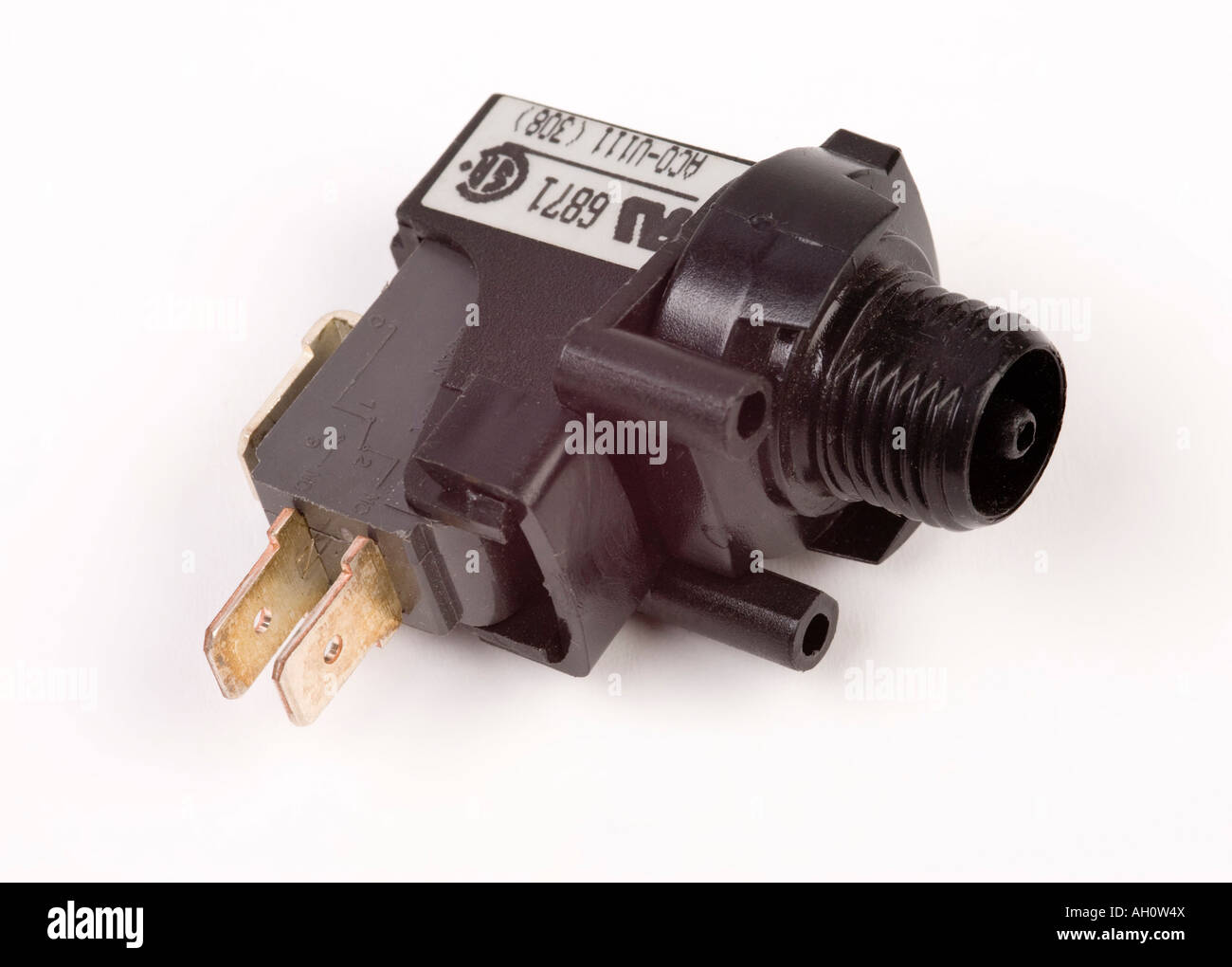 Air Pressure    Vacuum Operated Electrical Switch Stock