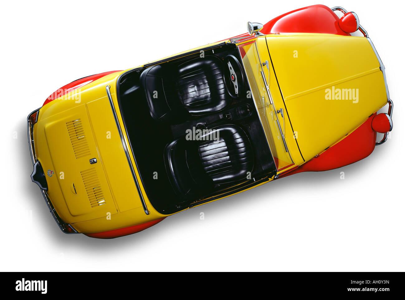 Noddy Car - Stock Image