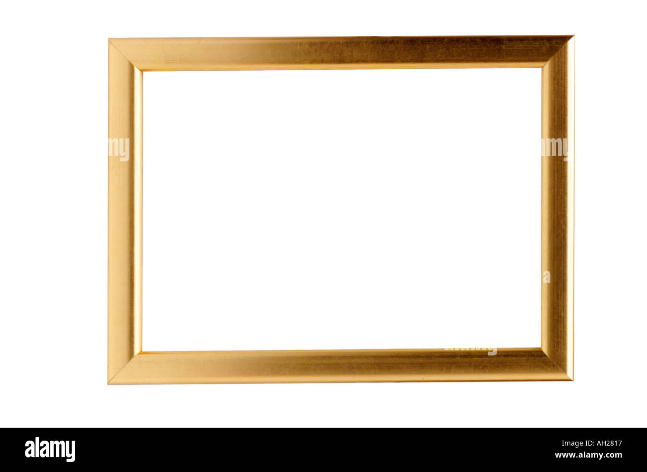 Gold Frame Border Simple Stock Photos & Gold Frame Border Simple ...