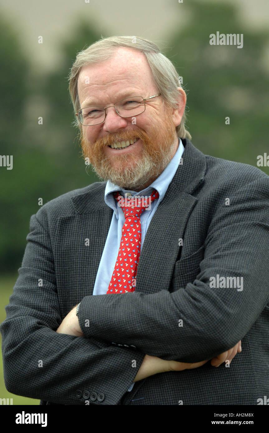Bill Bryson - Stock Image