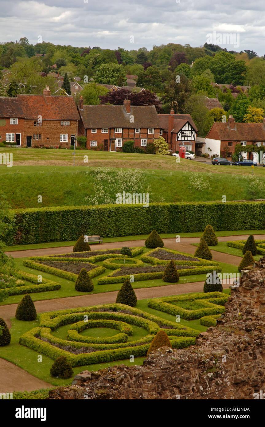 Garden Plan Layout Stock Photos & Garden Plan Layout Stock Images ...