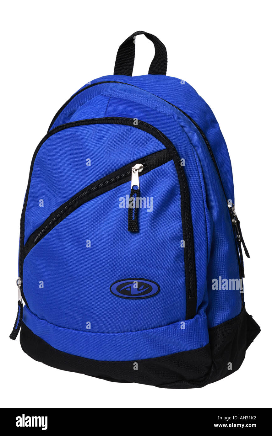 Backpack - Stock Image