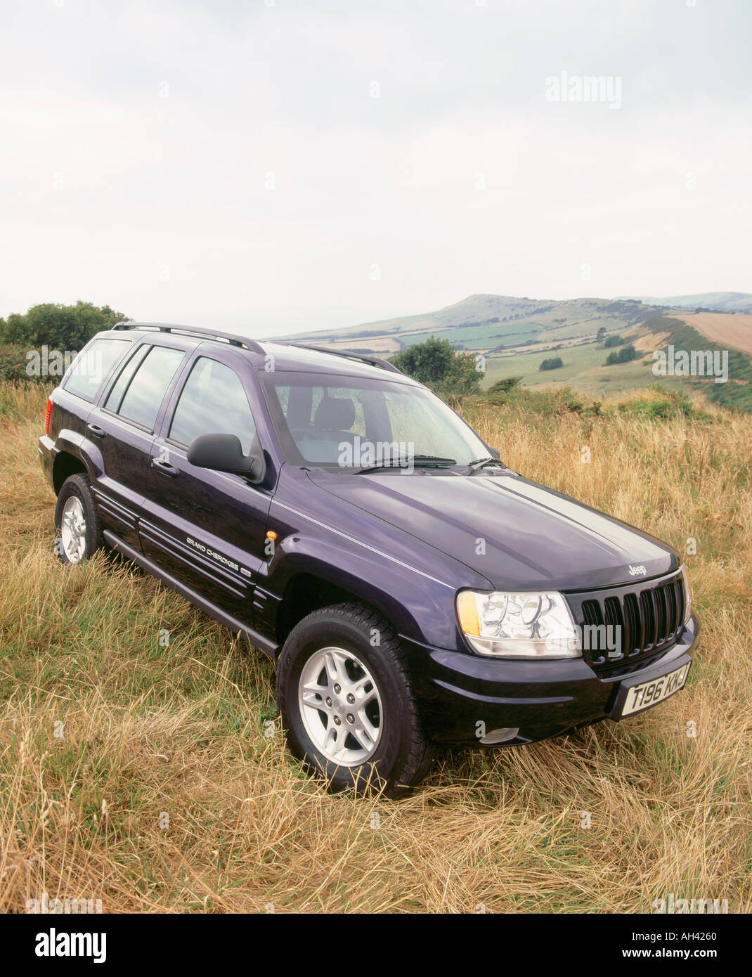 Jeep Grand Cherokee Stock Photos Images 1999 Door Image