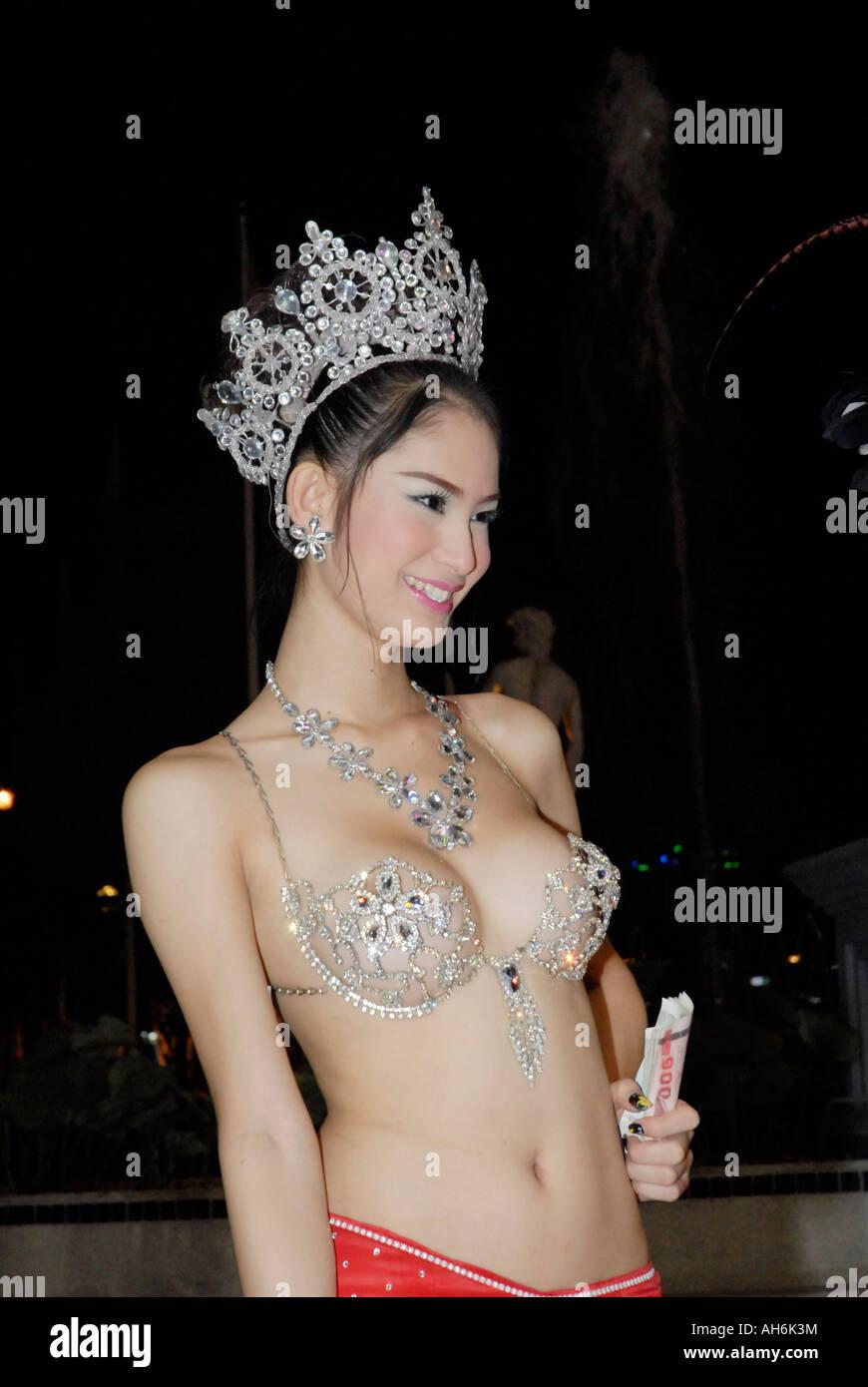 Thailand girl show