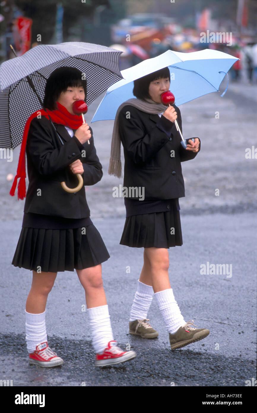 Japanese kogal girls