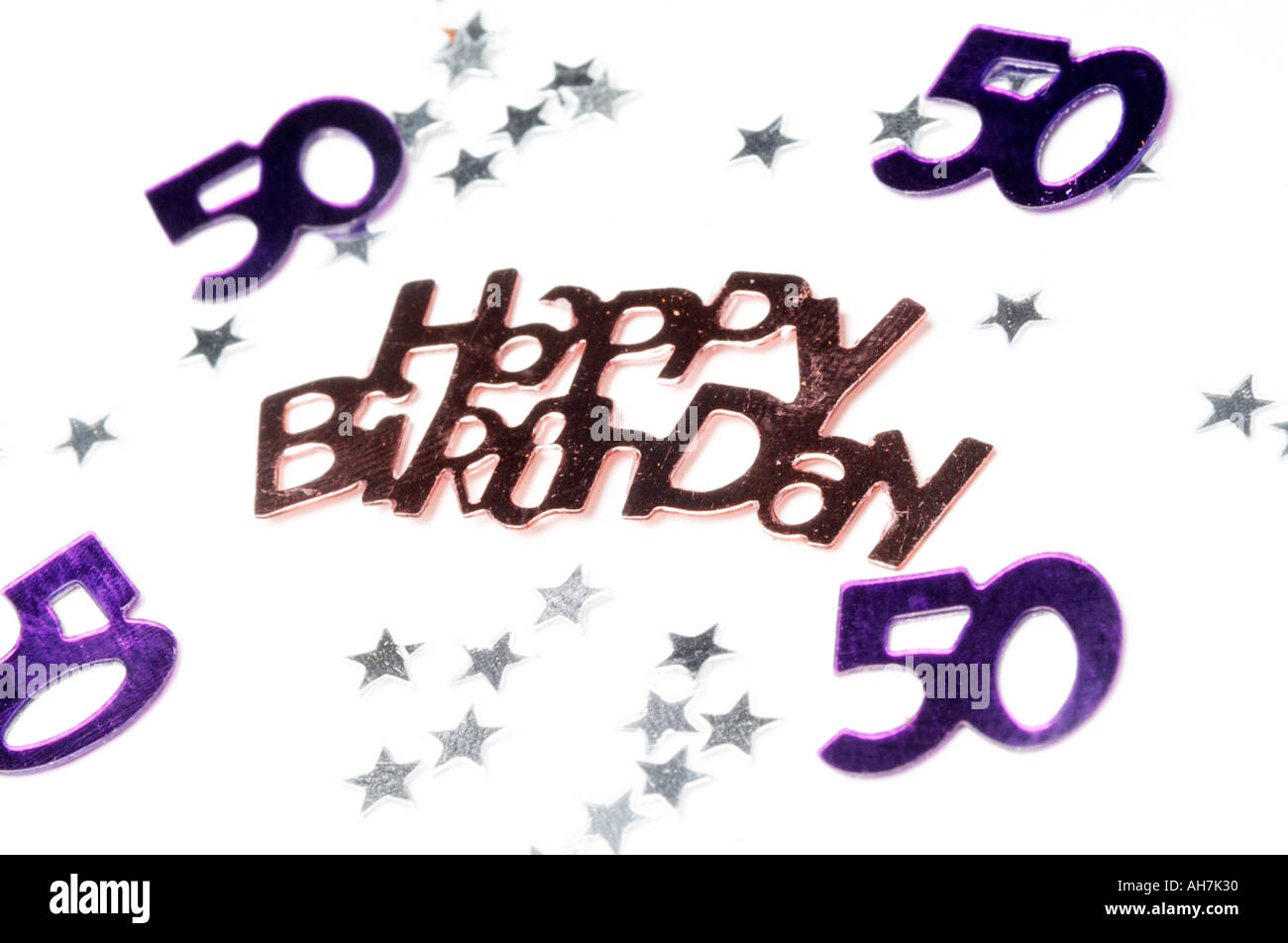 50th Happy Birthday Celebration Congratulations Once A Year Date Of Birth Turning 50 Fifty Years Old Age Aging Getting Older