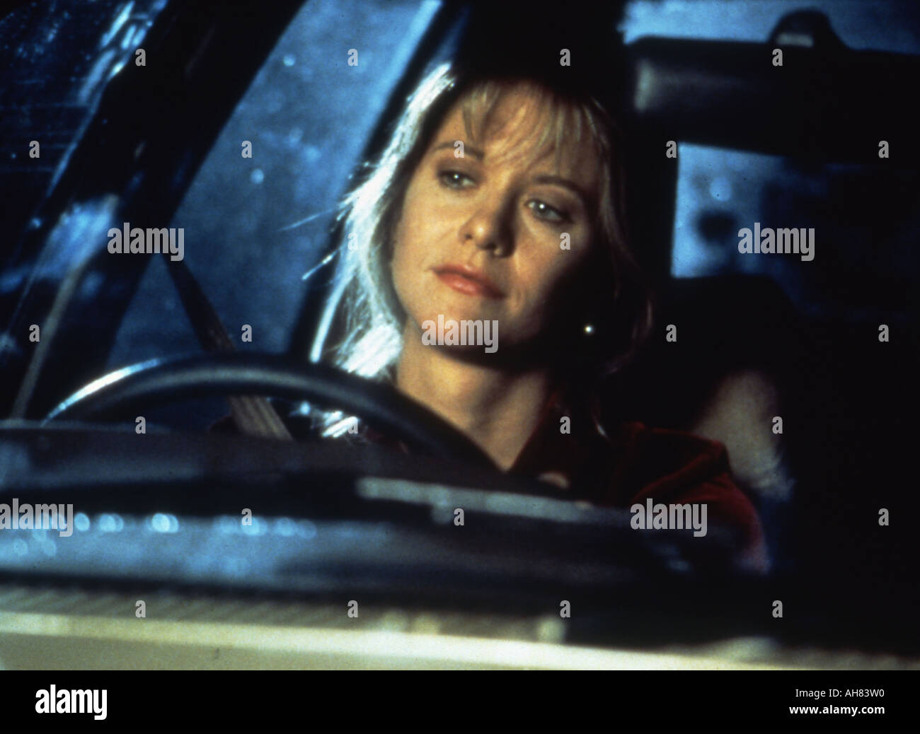 WHEN HARRY MET SALLY Meg Ryan in the 1989 Palace Castle Rock film - Stock Image