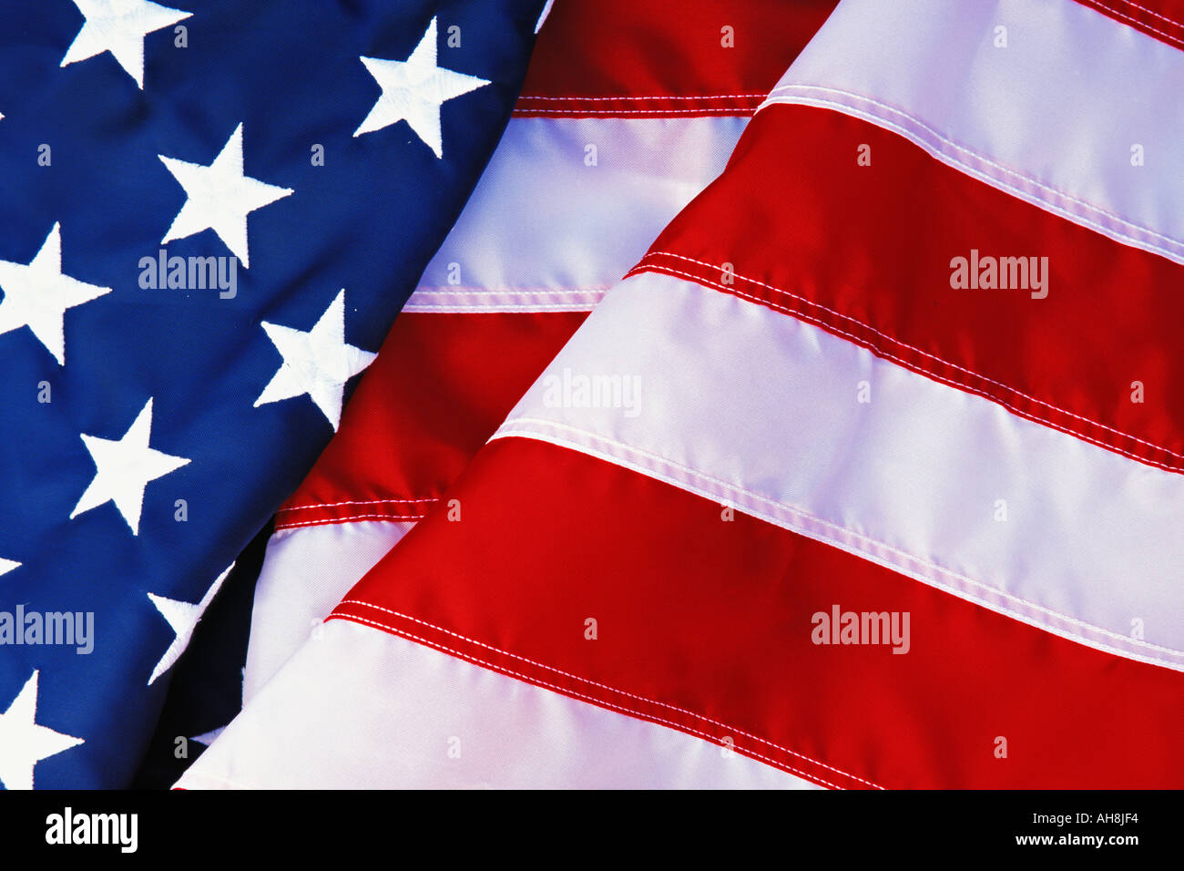 Flag of the United States of America. - Stock Image