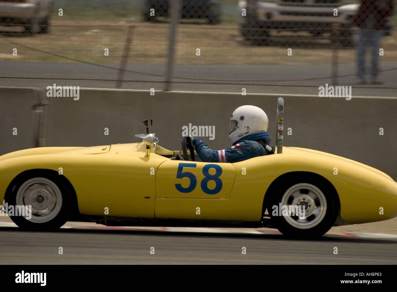 Monterey Historic Auto Race Stock Photos & Monterey Historic Auto ...