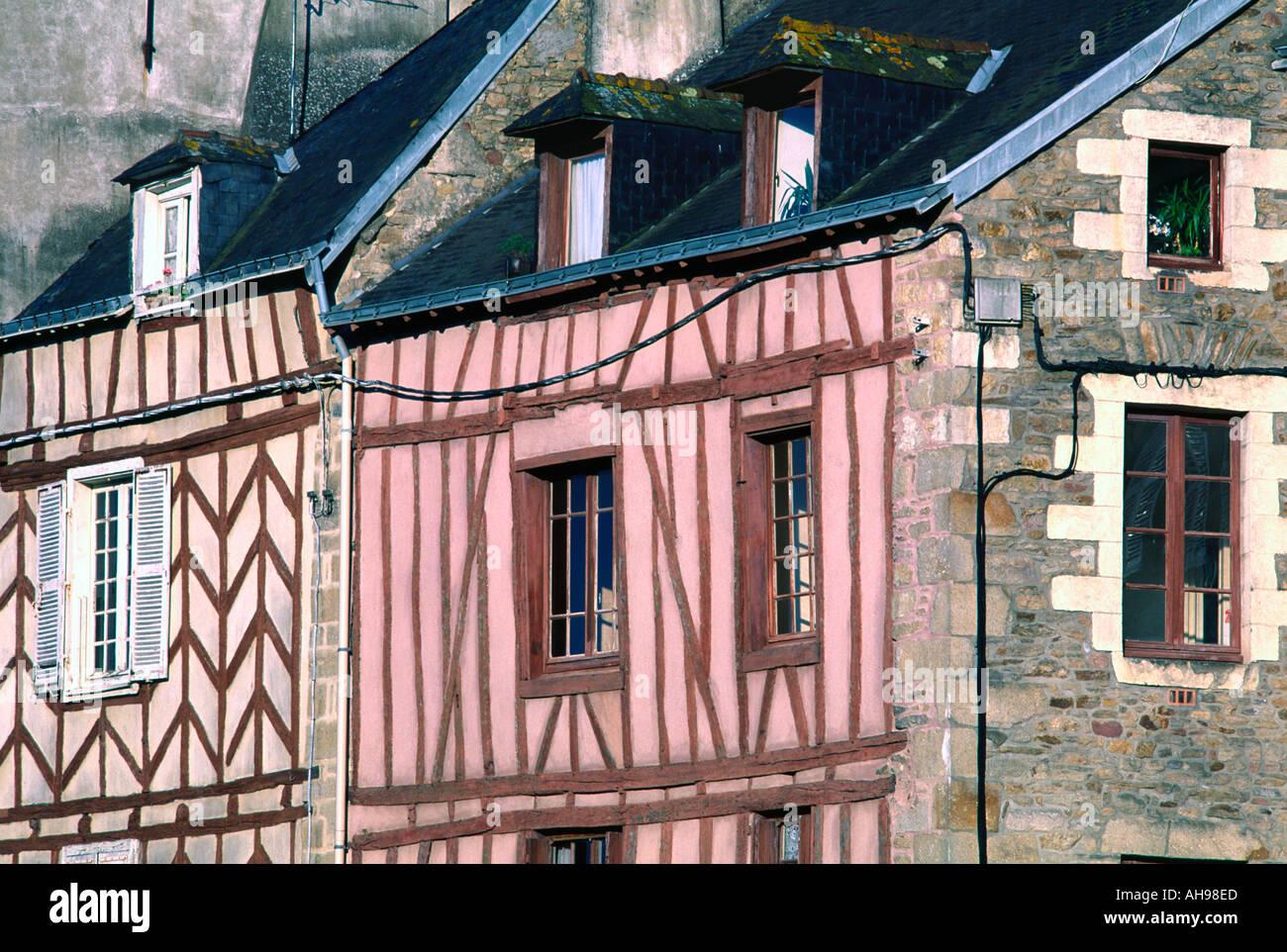Medieval House Exterior Stock Photos & Medieval House Exterior Stock ...