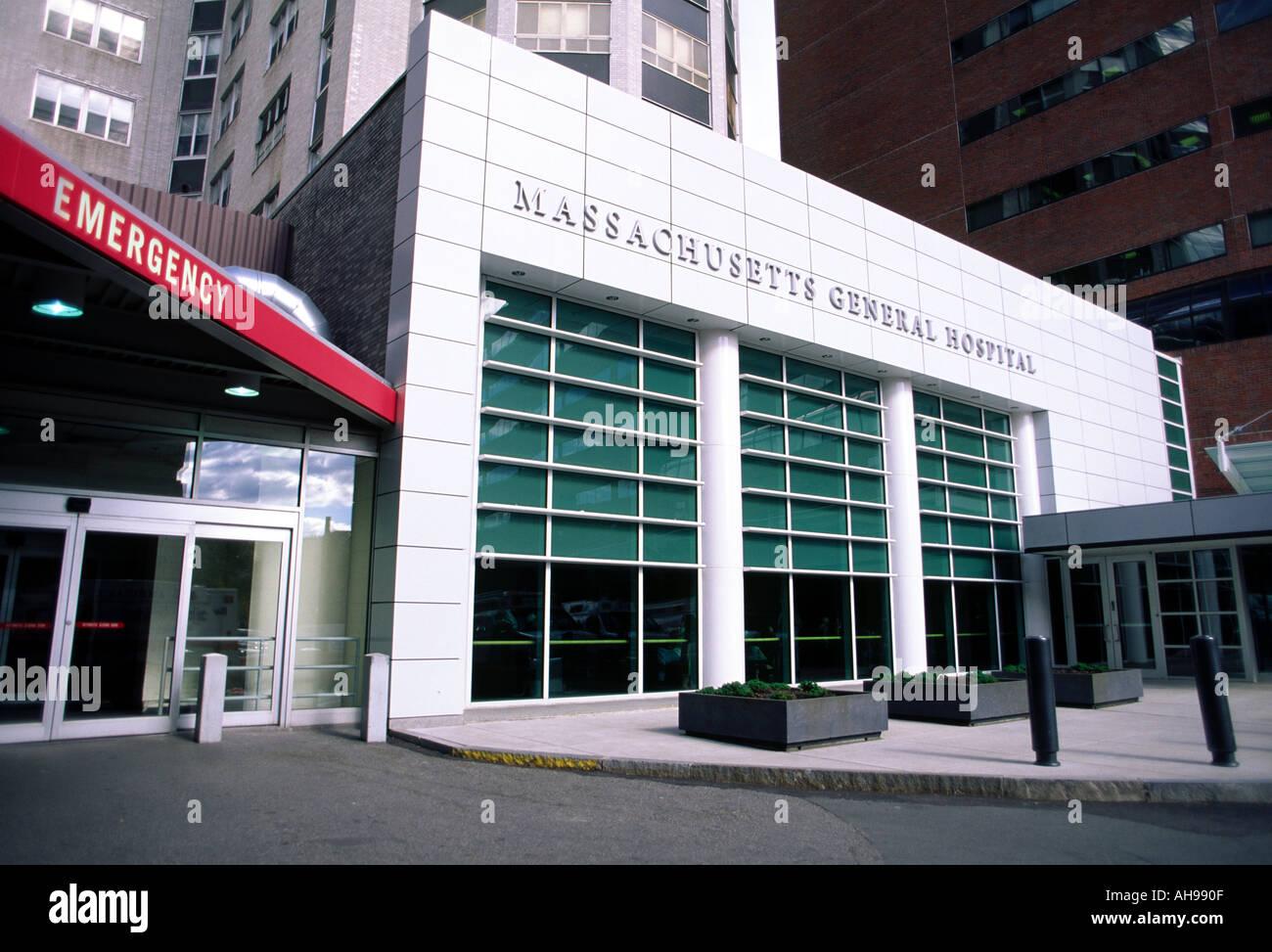 Massachusetts General Hospital Stock Photos & Massachusetts General