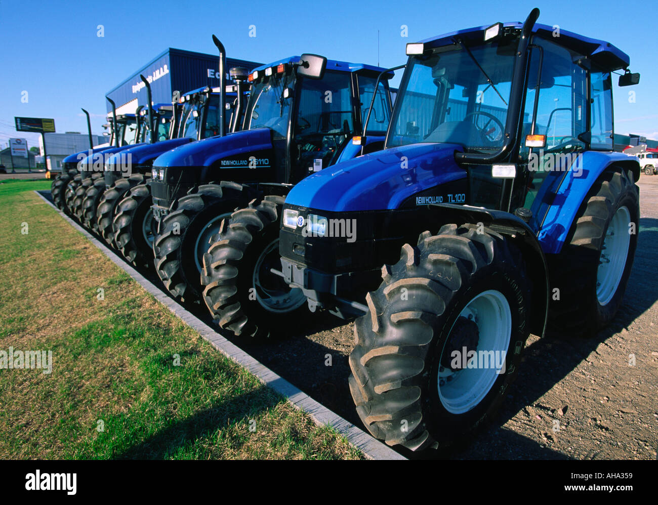 Tractors For Sale Stock Photos & Tractors For Sale Stock Images - Alamy