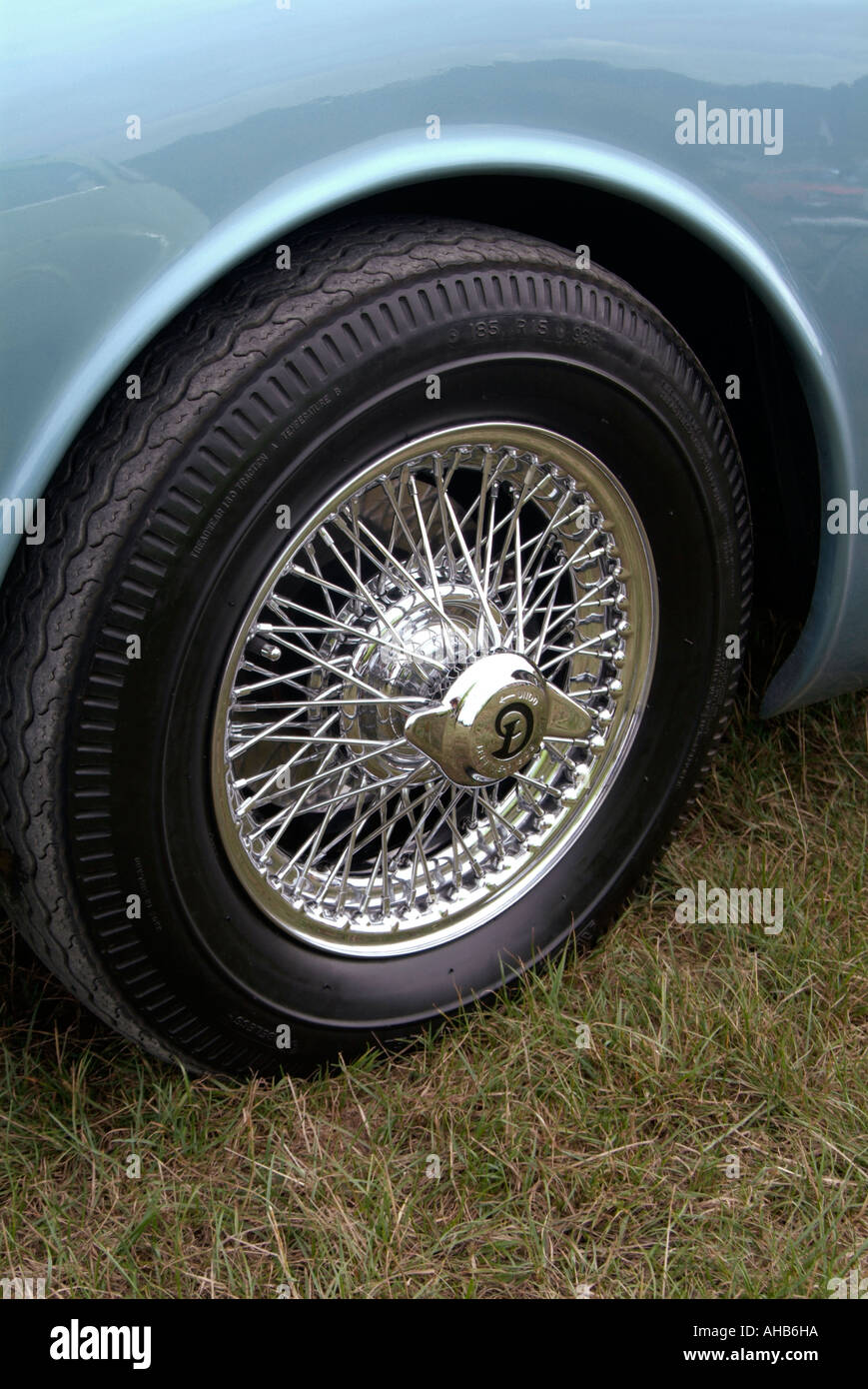 wire Wheels\' Stock Photos & \'wire Wheels\' Stock Images - Alamy