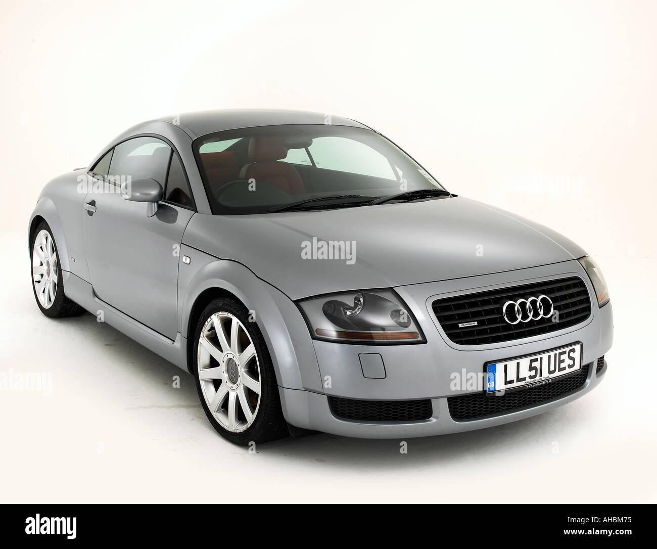 2001 Audi TT Coupe - Stock Image