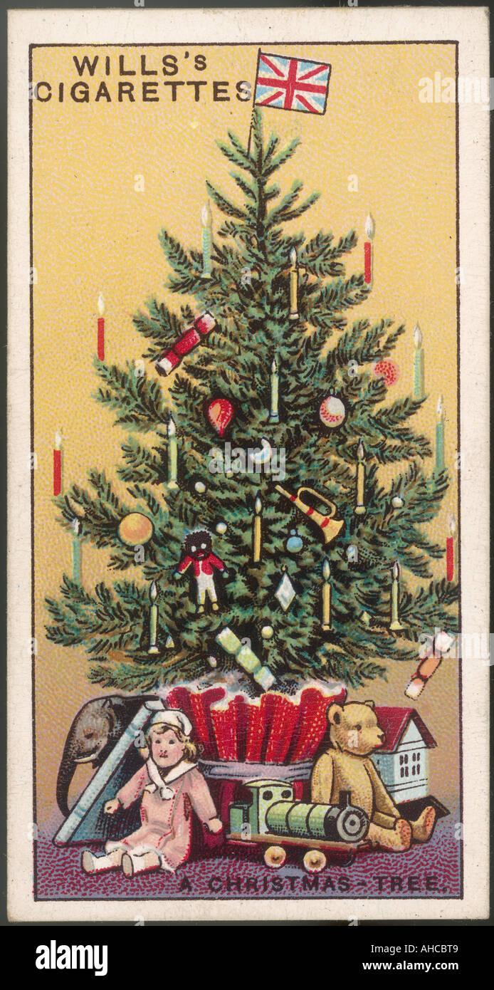 1920s Christmas Tree Stock Photos 1920s Christmas Tree