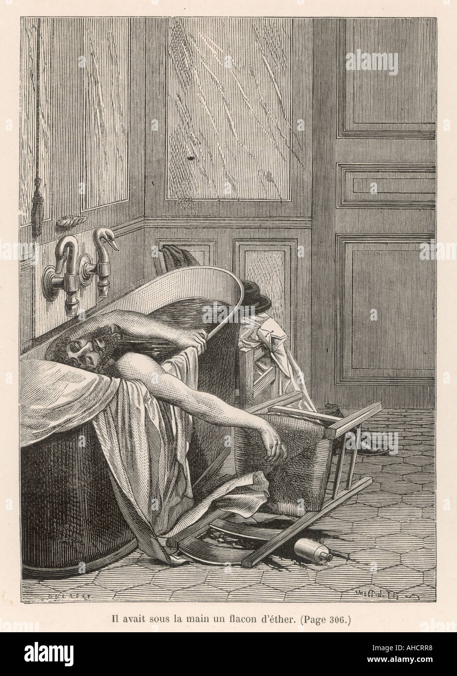 Horace Wells Martyrs Sci - Stock Image