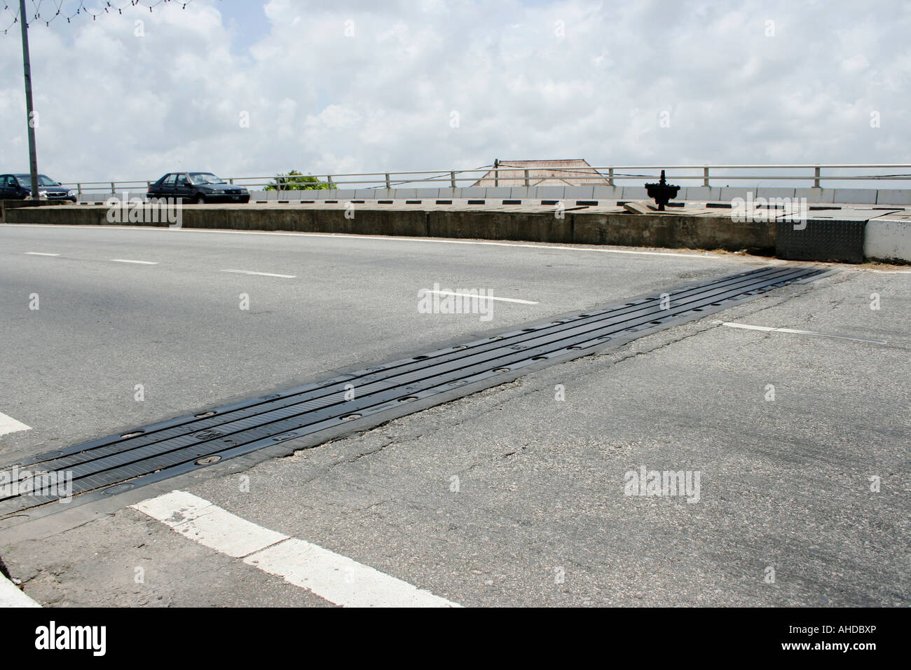 Bridge Expansion Joint Stock Photos & Bridge Expansion Joint Stock