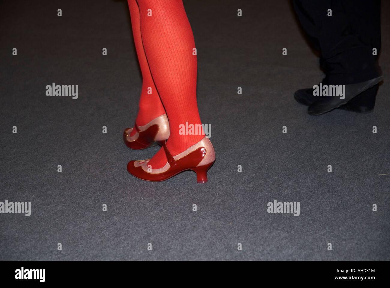 Feet - Stock Image
