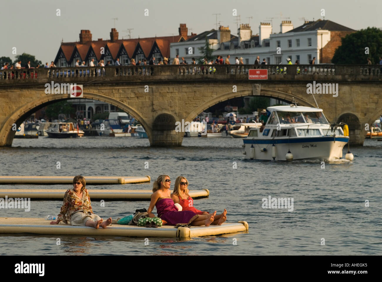 Henley on Thames Oxfordshire  England 2006 - Stock Image