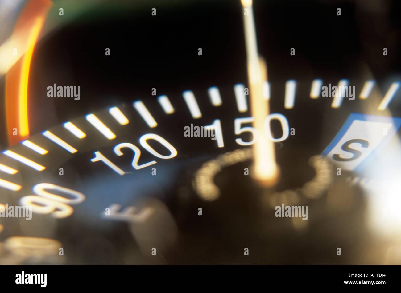 Compass 150 - Stock Image