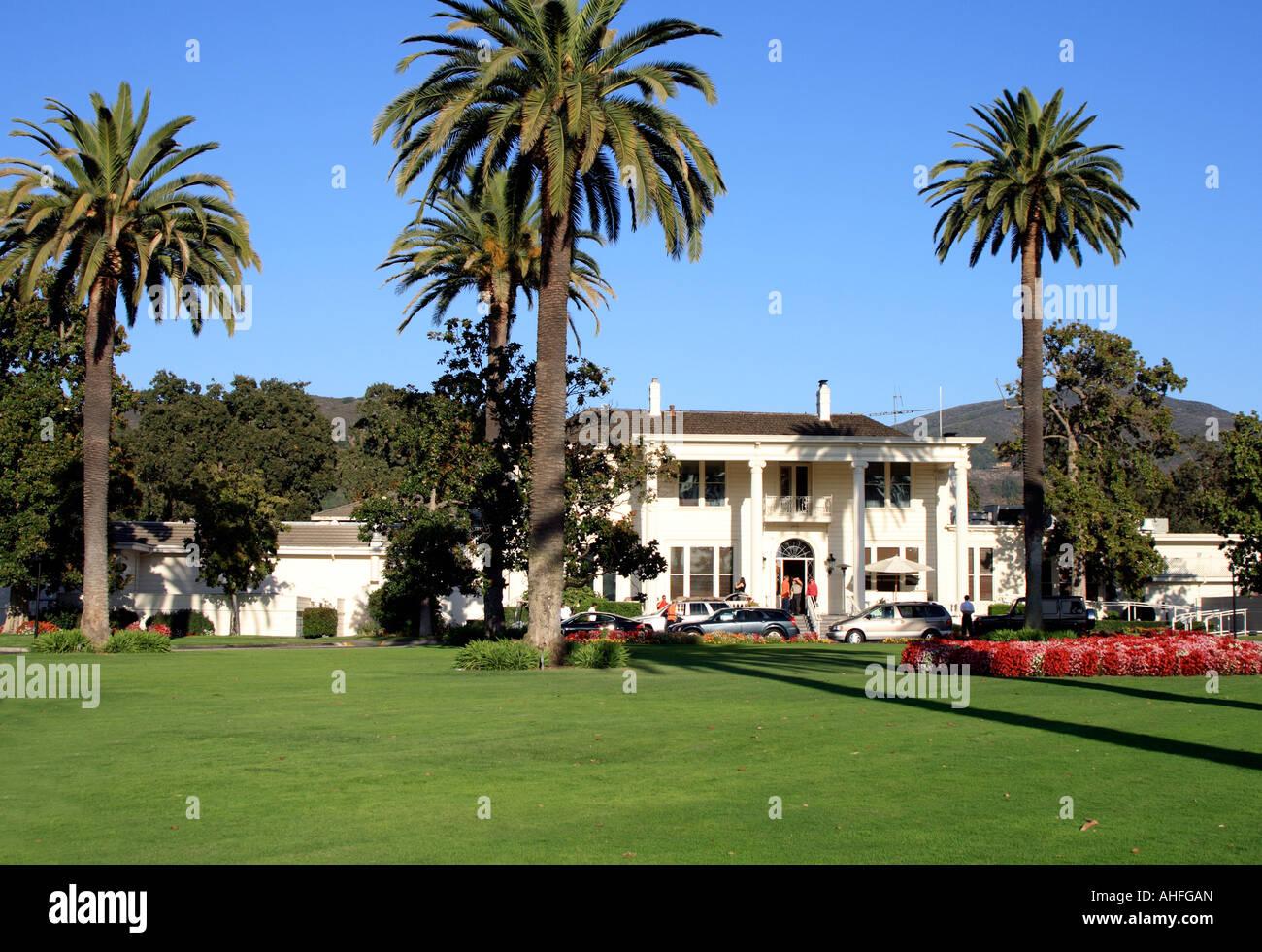 Silverado Country Club >> Silverado Country Club In Napa California Usa Stock Photo