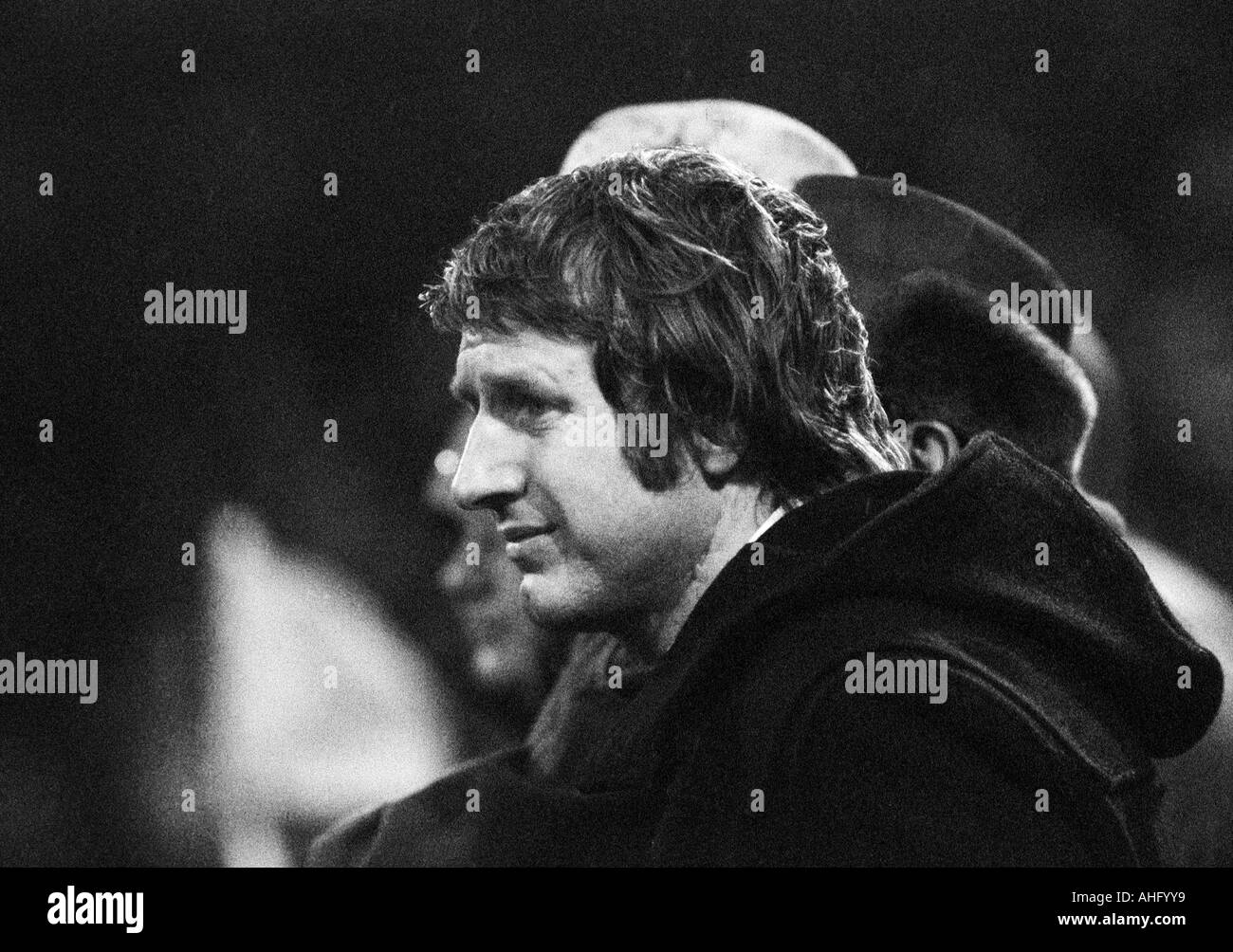 football, Bundesliga, 1973/1974, Stadium at the Castroper Strasse in Bochum, VfL Bochum versus 1. FC Cologne 0:2, Stock Photo