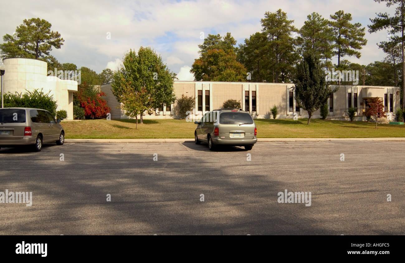 Beth Shalom Synagogue South Carolina USA - Stock Image