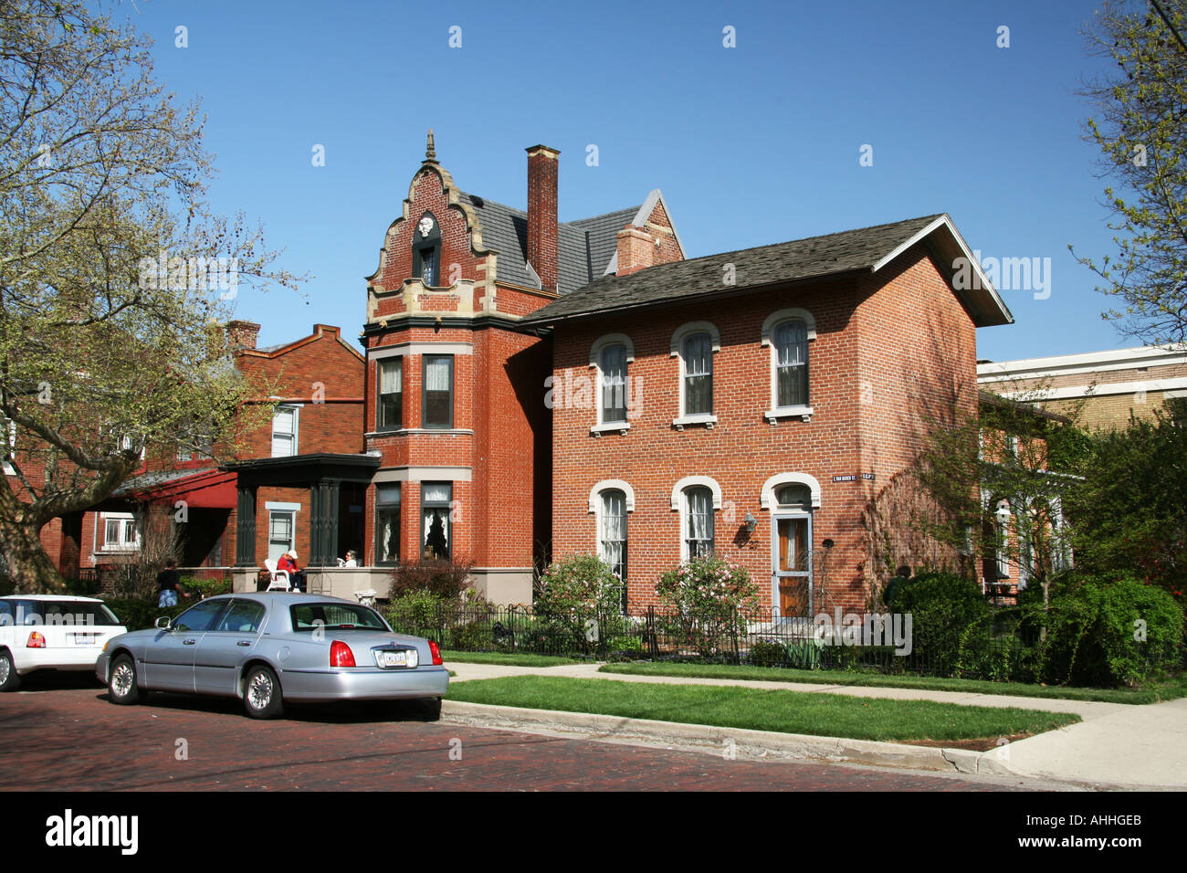 what is the oregon district in dayton ohio