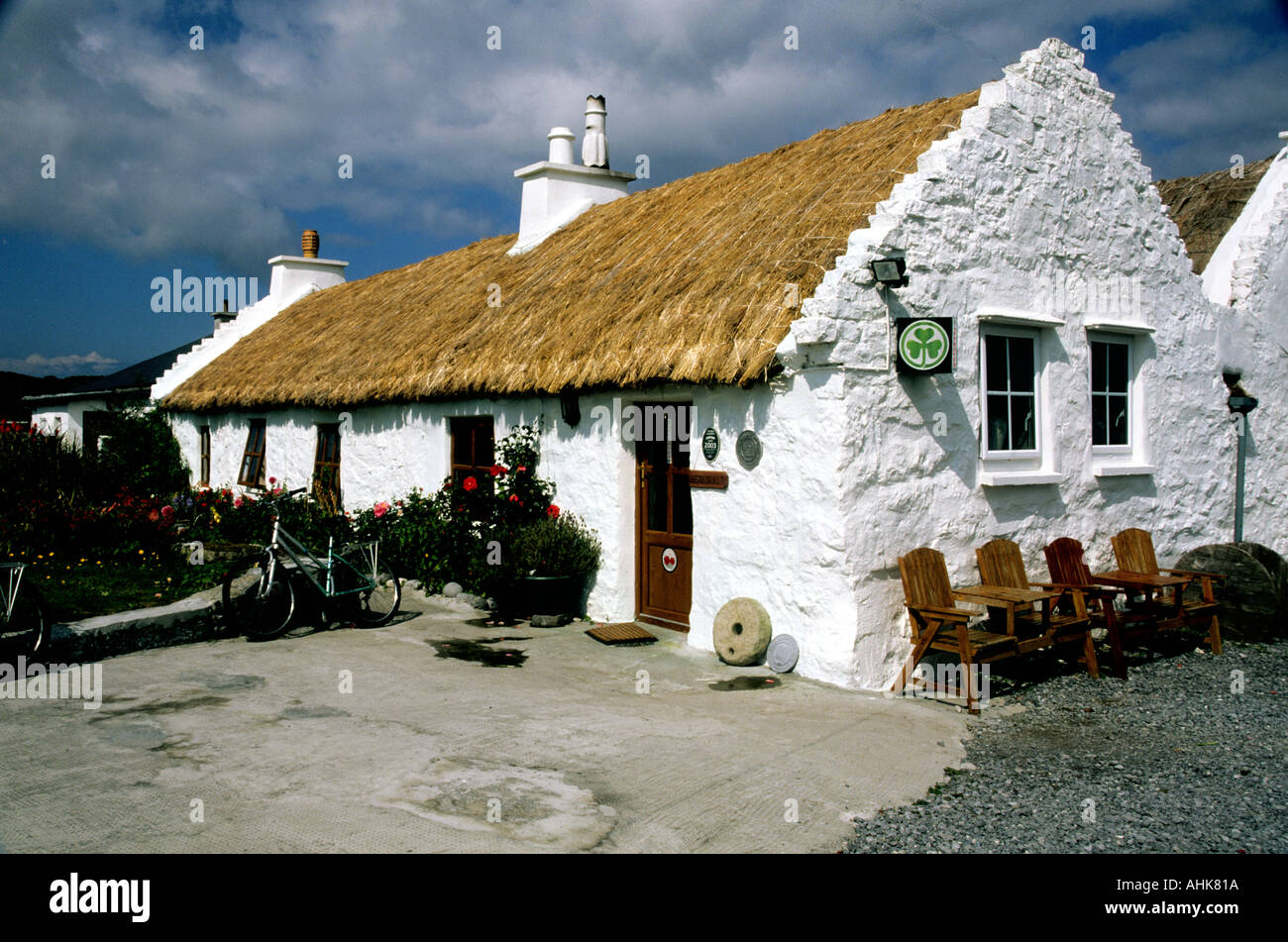 The man of Inish Mor