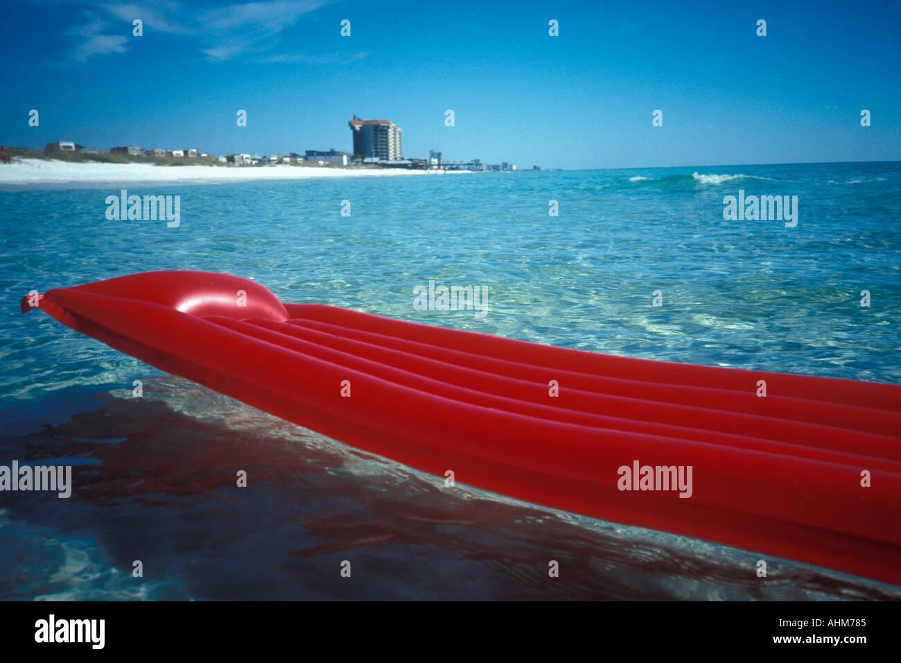 Floating - Stock Image