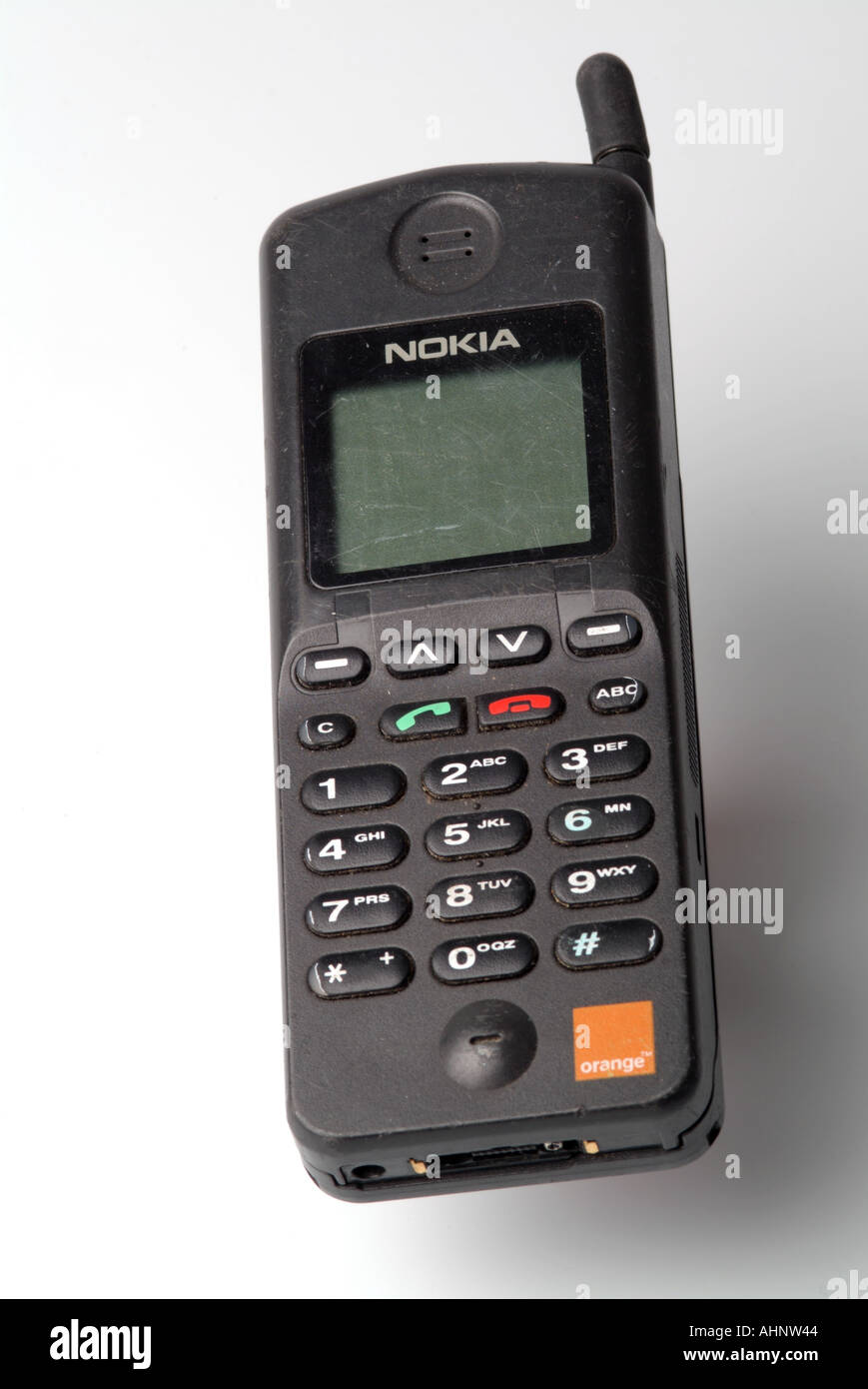 Old Mobile Phone Stock Photos Images Page Circuit Board From A Nokia 3310 Photo Picture And Cell On The Orange Network Image
