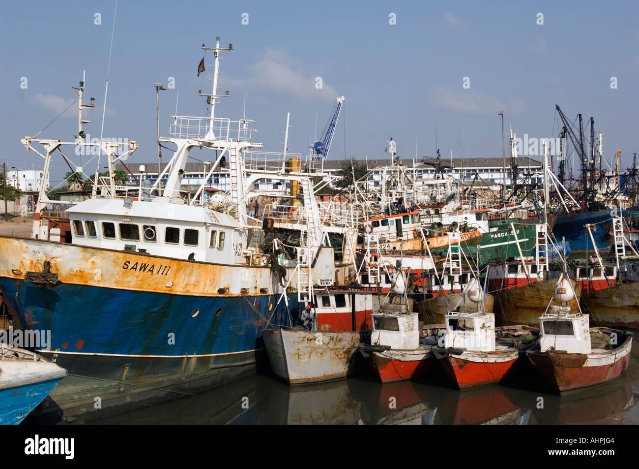 Port of beira mozambique