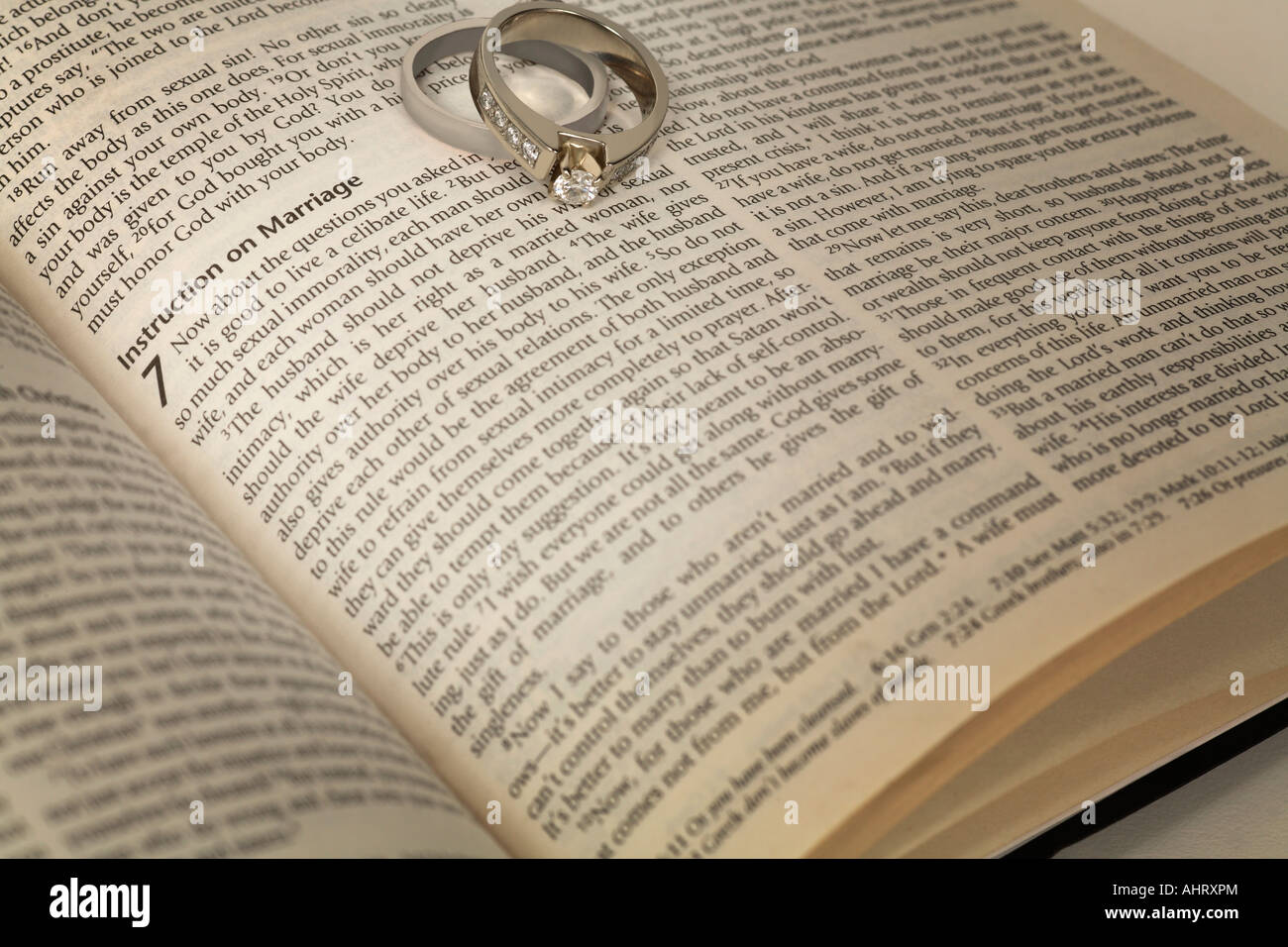 over photo stock online ring scripture heart rings shaped wedding bible shadow a and celebration